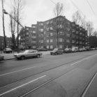 Amstelveenseweg 199-211, in het midden Willaertstraat 2-26 v.r.n.l., op de achte…