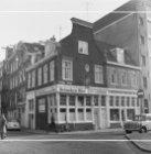 Lijnbaansgracht 244 - 246 (ged.) en links Leidsekruisstraat 33 (ged.) - 45