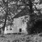 Ooster Ringdijk 100, boerderij De Waterhond, zijgevel