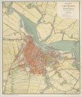 Kaart van Amsterdam en Omstreken