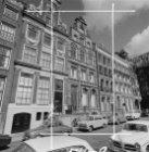 Oude Turfmarkt 143 (ged.) - 153. Rechts Nieuwe Doelenstraat 2 (ged.), Hotel de l…
