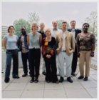Groepsfoto van medewerkers van de Projectgroep Ganzenhoef