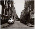 Vinkenstraat 1-19 en links de zijgevel van Korte Prinsengracht 38