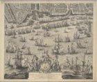 Amstelredamum emporium Hollandiae primaria totius Europae celeberriumum