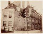 Brack's Doelen Hotel, Nieuwe Doelenstraat 24, gezien vanaf de Kloveniersburgwal