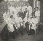 'Doktoren bij de Eetkamer op het Terras'