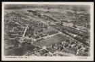 Luchtfoto van het zuidelijk deel van Amsterdam-Noord