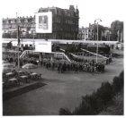 """Tentoonstellingen """"De Trein"""" op het Frederiksplein"""