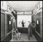 Voorbereidingen tentoonstelling 'Pompei in Amsterdam' in het Allard Pierson Muse…