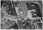 Luchtfoto van Sloterdijk en omgeving gezien in oostelijke richting