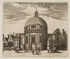 Nieuwe Luyterse Kerck - l'Eglise noveau des Lútheriens