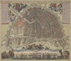 Amstelodami veteris et novissimi delineatio per Joannem de Ram