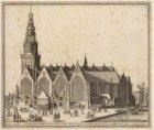 Oude Kerck, begonnen omtrent den jare 1370, is met een Toren verciert en op gebo…