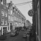 Eerste Weteringdwarsstraat 7 - 55, gevels na de restauratie van de stoepen van  …