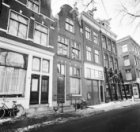 Prinsengracht 598 (ged.) - 606 (ged.) v.r.n.l., tussen de nummers 598 en 600 de …