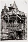 De restauratie van de Schreierstoren, Prins Hendrikkade 94-95