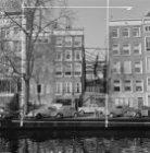 Nieuwe Herengracht 11 (ged.) - 21 (ged.). Nummer 17 is gesloopt