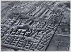 Luchtfoto van de tuinsteden Geuzenveld en Slotermeer gezien in noordoostelijke r…