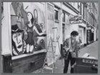 Dichtgetimmerde drugscafés in de Pijp door kunstenaars beschilderd