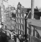 Reguliersbreestraat 31 - 41, met op nummer 31 de Cineac uit 1934 van architect J…
