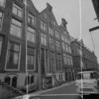Zwanenburgerstraat 4 - 8 (ged.) v.r.n.l. met rechts aansluitend de achtergevel v…
