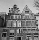 Keizersgracht 121 (ged.) - 125 (ged.) v.r.n.l., Huis met de Hoofden, achtergevel…
