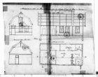 Ontwerp van een woonhuis voor de weduwe S.v.d. Berg