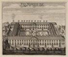 Het Weduwen Hof | La Maison des Pauvres Veufves