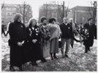Herdenking Februaristaking 1994 bij de Dokwerker