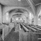 Amstelveld 10. Zijbeuk van de Amstelkerk