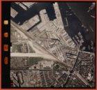 Luchtfoto van een deel van het westelijk Havengebied