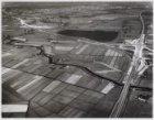 Luchtfoto in noordwestelijke richting van het poldergebied ten oosten van Amstel…