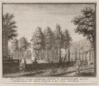 De Schoone en seer welbeplante Hofstede de Morgenstondt, aan den Amstel tussen h…