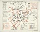 Gemeente-Tram. Tram- Bus En Veerlijnen 1933