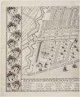 Platte-Grondt van de oude en nieuwe royinge der stede Amsterdam, aengewesen met …