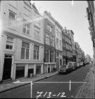 Herenstraat 1 (ged.) - 41. Rechts in het verschiet Keizersgracht 92 (ged.) en de…