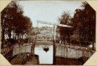 Het voormalige Melkmeisjes Bruggetje over de Brouwersgracht bij de Heerengracht
