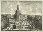 Afbeeldinge van een fraaye Coupel-Kerk, ... etc