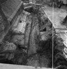 Oudeschans 2, Montelbaanstoren, detail van de fundering