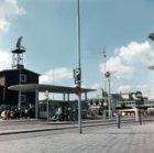 De toegang tot Schiphol-Oost