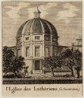 L'Eglise des Luthériens (à Amsterdam)