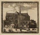 D'Nieuwe Kerck is Begonnen Ao 1414 en Volboudt Ao 1470