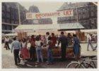 Uitmarkt 1984 op de Dam