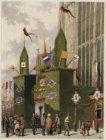 Bezoek koning Willem III en koningin Emma. Dam naar Mozes en Aaronstraat en Nieu…