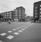 Mercatorplein 77-121, Ingang Jan Evertsenstraat 137-155 richting west, rechts Ho…