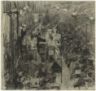Interieur van het Panopticum, Amstelstraat 16-18