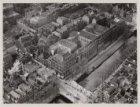 Luchtfoto van de Prinsengracht en het Paleis van Justitie, nummer 436, gezien in…