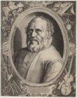 Portret van Dirck Volkertsz Coornhert (1522-1590)