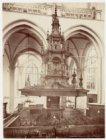 Dam 12, preekstoel in de Nieuwe Kerk