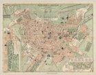 Plattegrond van Amsterdam opnieuw naar officiëele bronnen bewerkt door J.H. Schm…